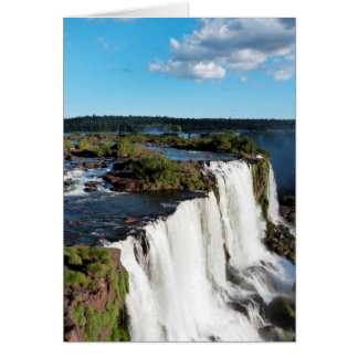 Iguazu Falls 3 Card