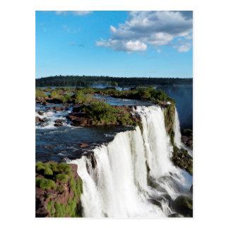 Iguazu Falls 3 Postcard