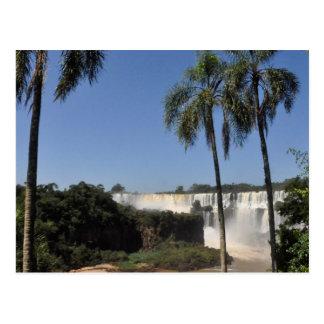 Iguazu Falls 6 Postcard