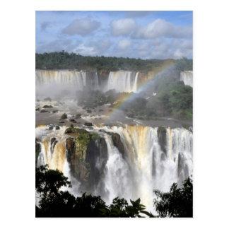 Iguazu Falls 7 Postcard