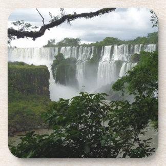 Iguazu Falls Argentina Drink Coaster