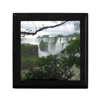 Iguazu Falls Argentina Keepsake Box