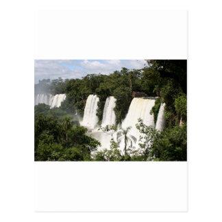 Iguazu Falls, Argentina, South America Postcard