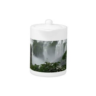 Iguazu Falls Argentina Teapot