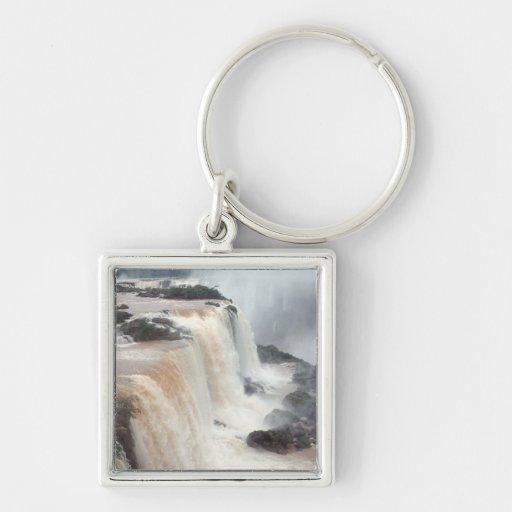 Iguazu Falls Brazil / Argentina Key Chain