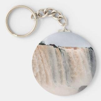 Iguazu Falls Brazil / Argentina Keychain