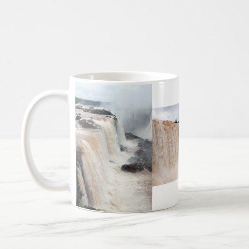 Iguazu Falls Brazil / Argentina Classic White Coffee Mug