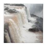 iguazu falls Brazill Tiles