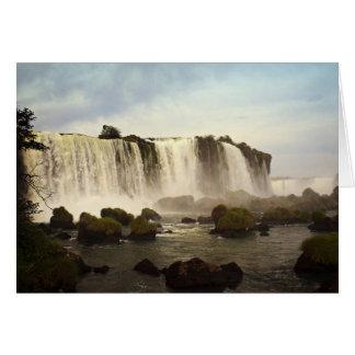 Iguazu Falls Card