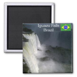 Iguazu Falls Cataratas de Iguazu Magnet