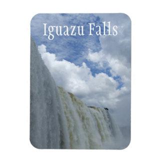 Iguazu Falls, Iguazu River, Argentina, Brazil Magnet