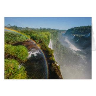 Iguazu Falls National Park, Argentina Card