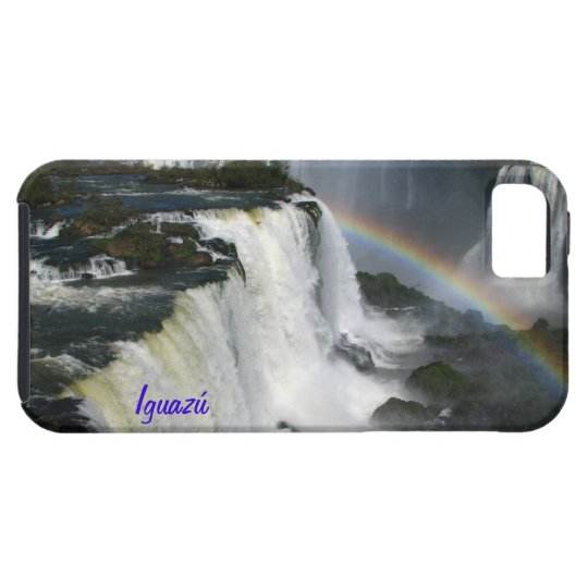 Iguazu Waterfalls iPhone SE/5/5s Case
