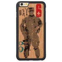 ;IGY6 Wood case