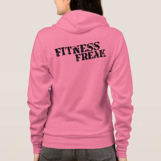 iGym Fitness Freak Women's Raglan Zip Hoodie