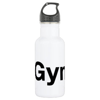 iGym Stainless Steel Water Bottle