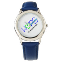 IH Awareness Hope Wrist Watch