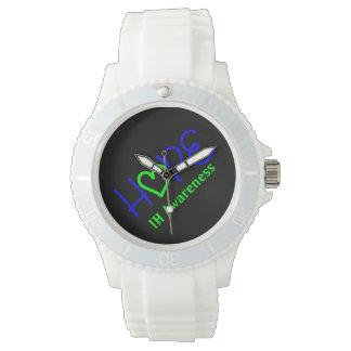 IH Awareness Hope Wrist Watch