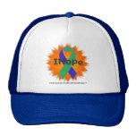 IH Fire Ribbon Blue Cap * IH * Mesh Hat