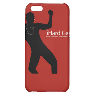 iHard Gay iPhone 5C Cases