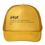iHat, producto mágico y revolucionario de A a KE… Gorros Bordados