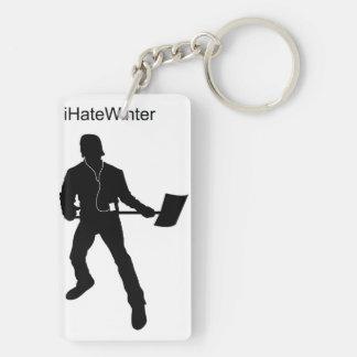 iHateWinter Keychain