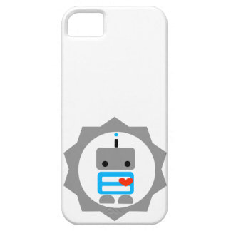 iHeart Robot iPhone 5 Case
