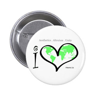 iHearts Us Pinback Buttons