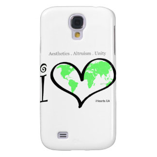 iHearts Us Galaxy S4 Cases