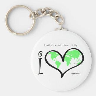 iHearts Us Keychains
