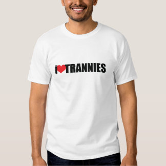 iHeartTrannies T-Shirt