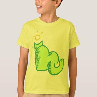 IHeartU-GreenCat T-Shirt