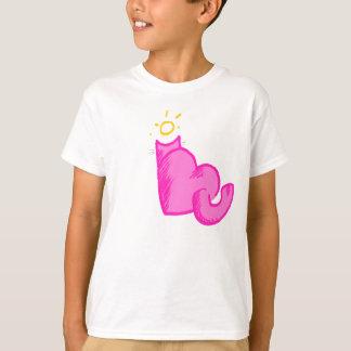IHeartUMagentaCat T-Shirt