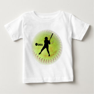 iHit Fastpitch Softball Baby T-Shirt