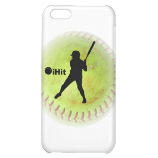 iHit Fastpitch Softball iPhone 5C Cover