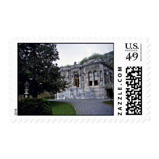 Ihlamur Pavilion, Small Ottoman Summer Palace - Is Postage Stamp