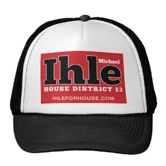 Ihle for House Hat