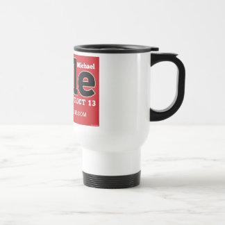 Ihle for House Travel Mug