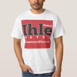 Ihle para alcalde T-Shirt Playera