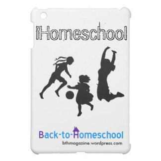 iHomeschool iPad Case Back-to-Homeschool Magazine