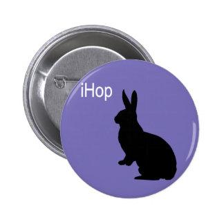iHop Easter Bunny Pin