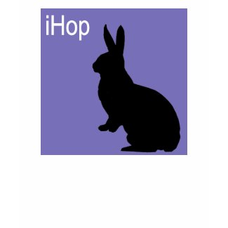 iHop Easter Bunny t-shirt