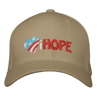 iHOPE Embroidered Baseball Hat