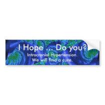 IHope Roses Bumper Sticker * IH