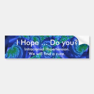 IHope Roses Bumper Sticker * IH Car Bumper Sticker