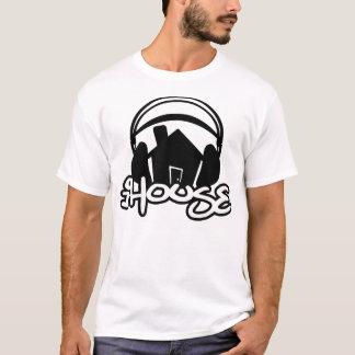 iHouse-Headphones-Silhouette T-Shirt