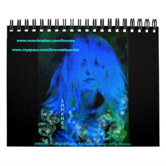Ihrenes 2009 Calendar. Calendar