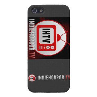 IHTV Logo iPhone 5 Case