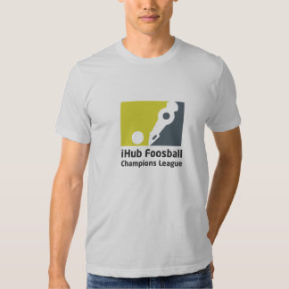 iHub Foosball T Shirt