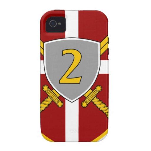 II Brigada KoV Serbian iPhone 4/4S Cases